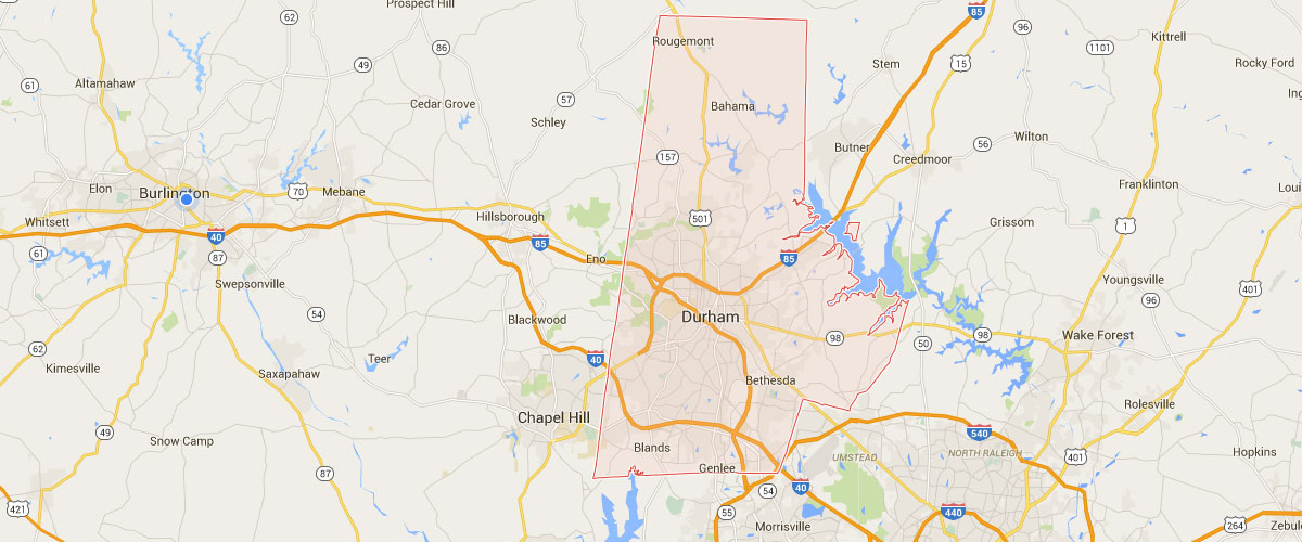 Durham and Durham County | Great Triangle Homes on