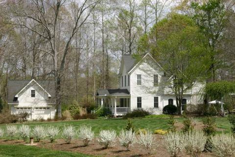 5140 Three Waters Road - Graham, NC